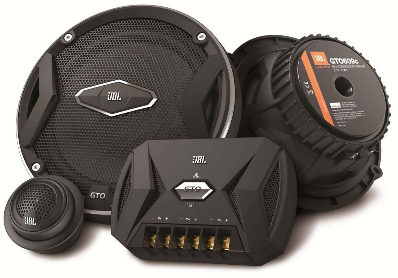 The JBL Premium Component Speaker