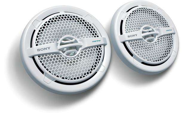 The Sony XS Dual Cone Marine Speakers
