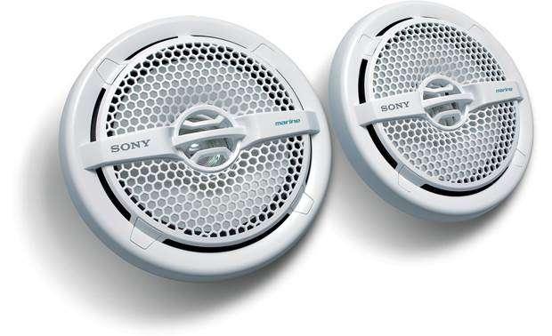 The Sony XS Dual Cone Marine Speakers