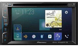 Pioneer AVH-1300NEX Multimedia Receiver