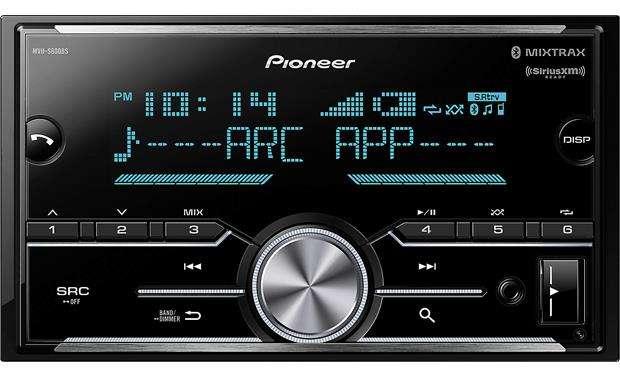 Pioneer MVH-S600BS Double Din Digital Receiver