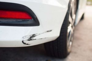 How to Remove Paint Transfer From Your Car Bumper